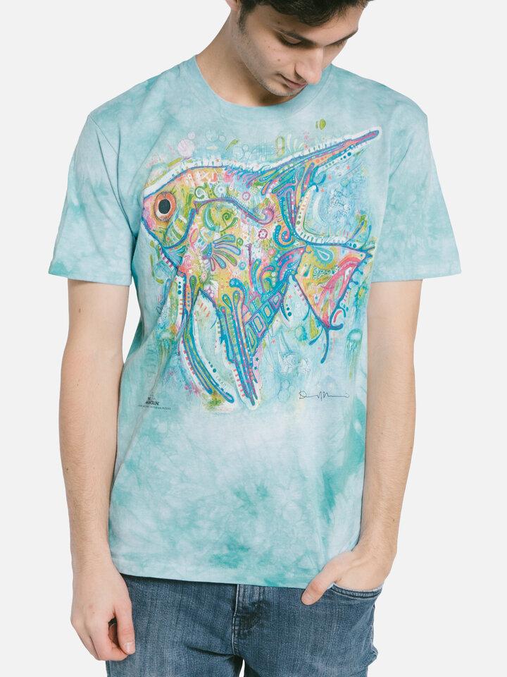 Ausverkauf T-Shirt Russo Fisch
