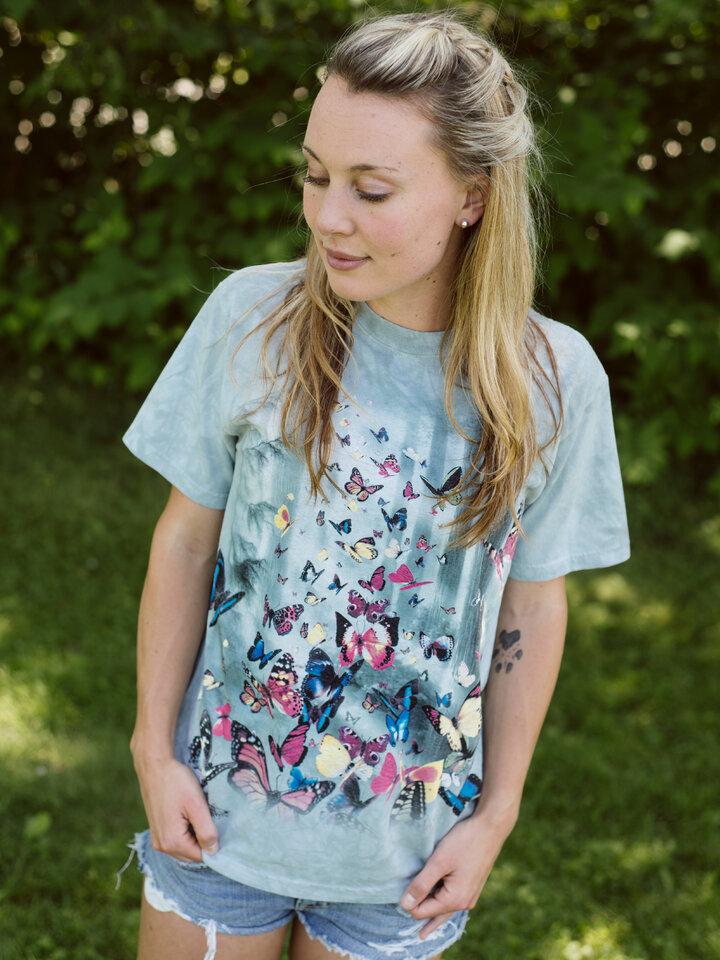 Geschenk von Dedoles T-Shirt Schmetterlinge