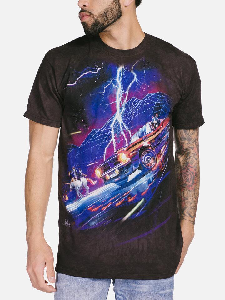 Obrázok produktu Tričko Preteky v búrke