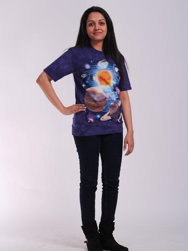 Tip na dárek Tričko Sluneční soustava 2