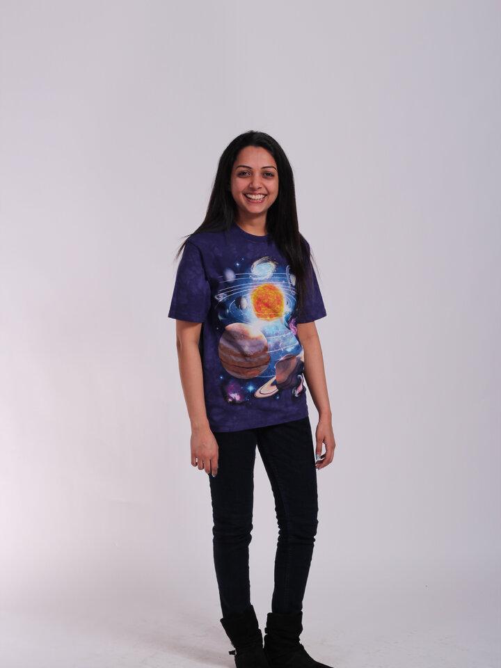 Ausverkauf T-Shirt Sonnensystem 2