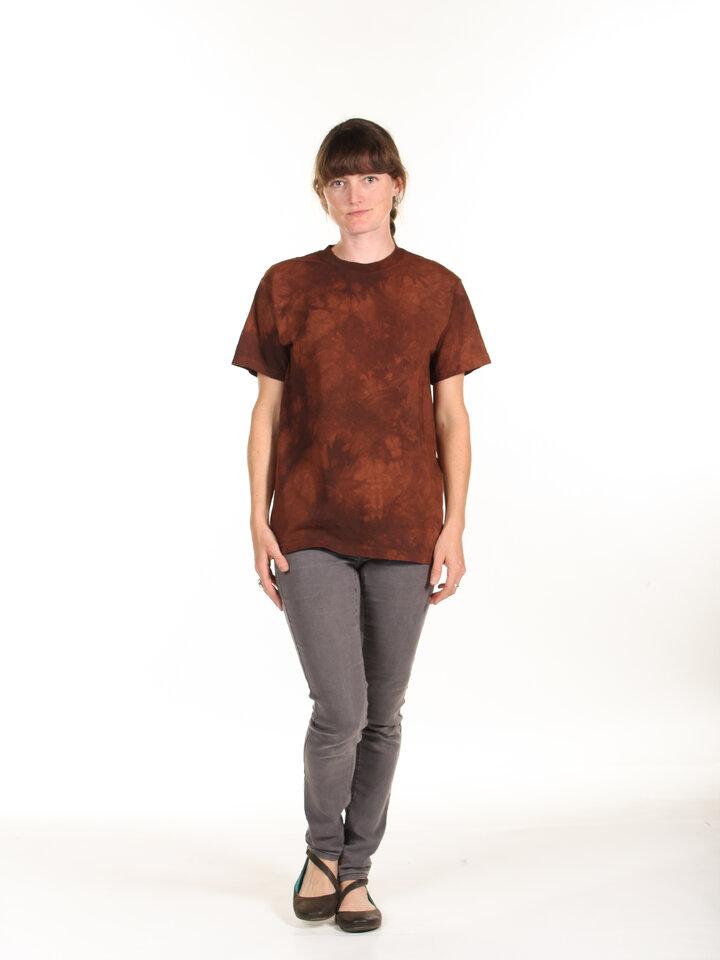 Bereiten Sie sich Freude mit diesem Dedoles-Stück T-Shirt Braun