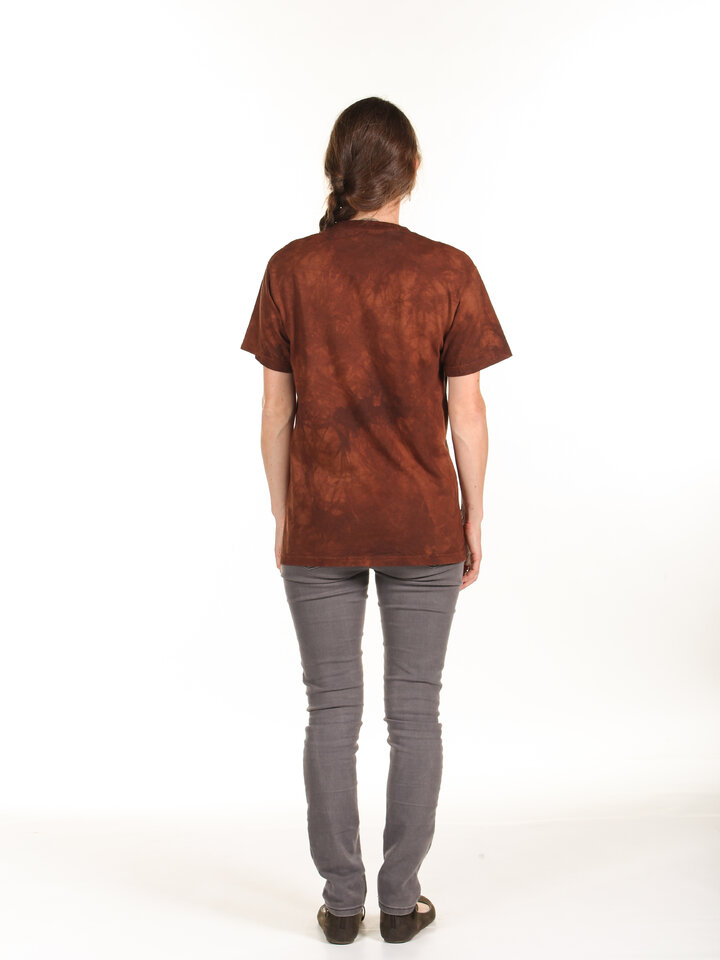 Geschenk von Dedoles T-Shirt Braun