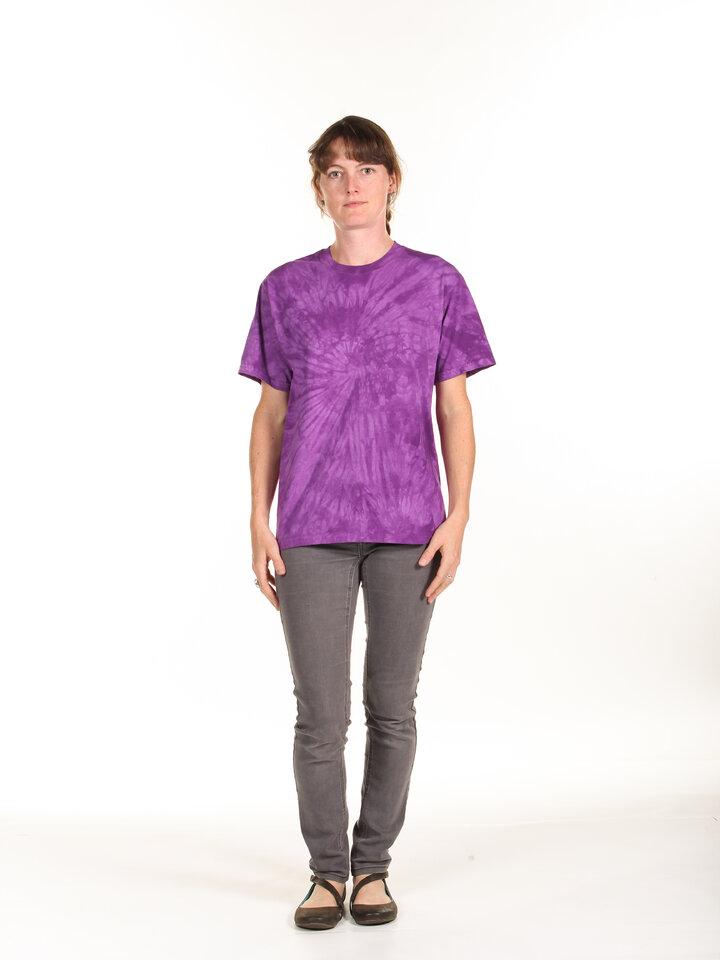 für ein vollkommenes und originelles Outfit T-Shirt Braun