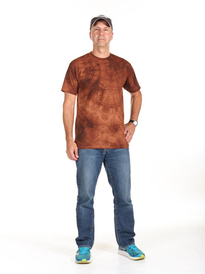 Suchen Sie ein originelles und außergewöhliches Geschenk? überrascht den Beschenkten sicher T-Shirt Braun