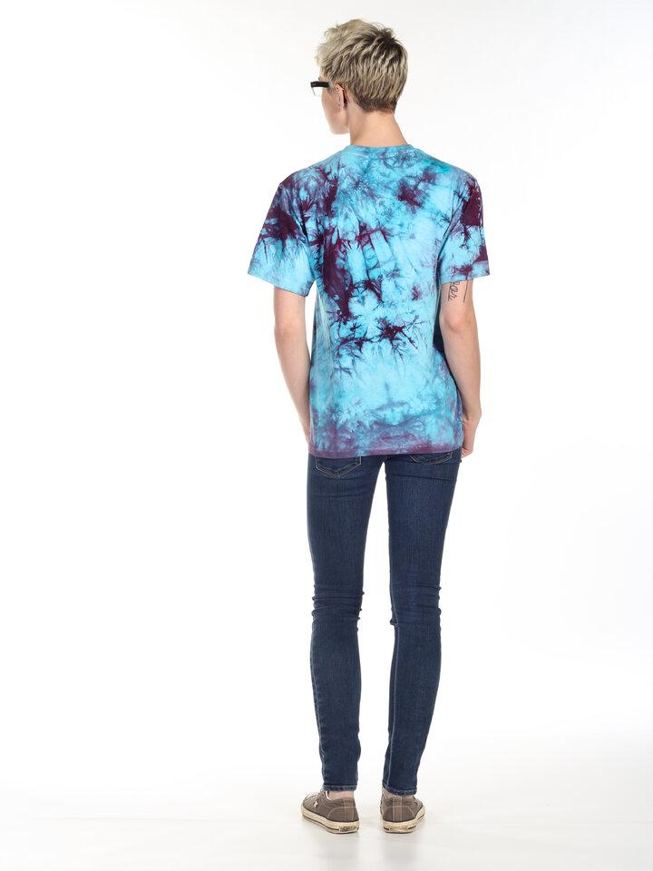 für ein vollkommenes und originelles Outfit T-Shirt Gemischte Farben