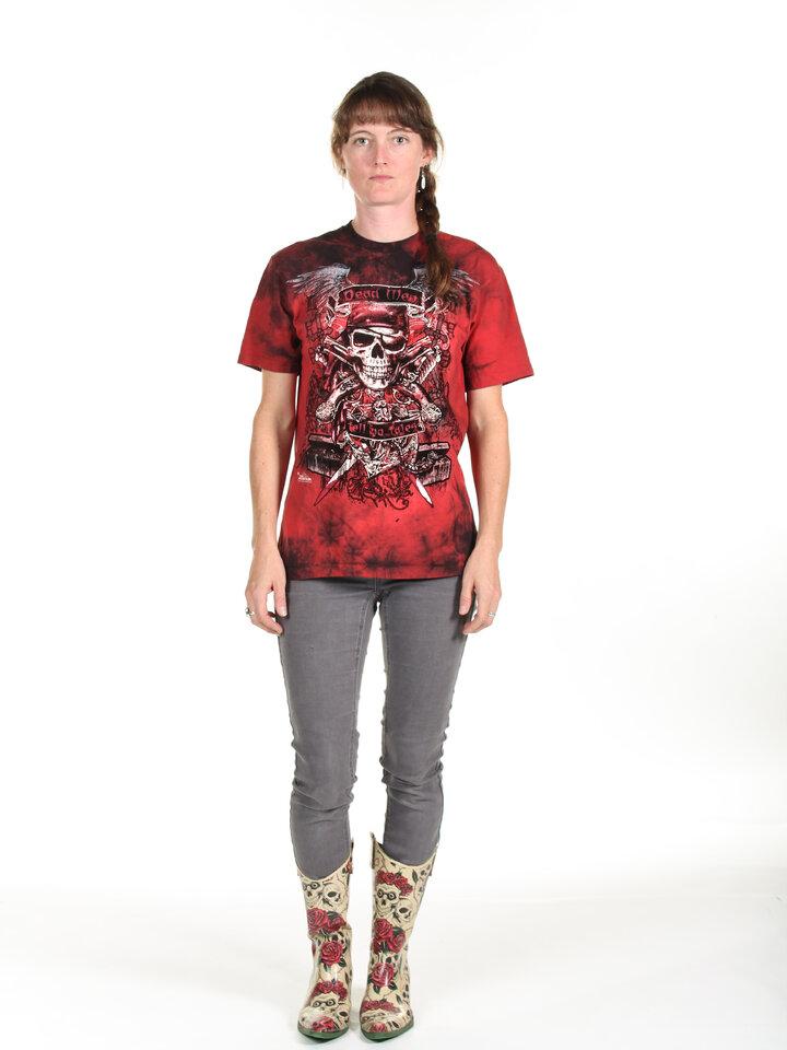 Ausverkauf T-Shirt Die Toten sprechen nicht