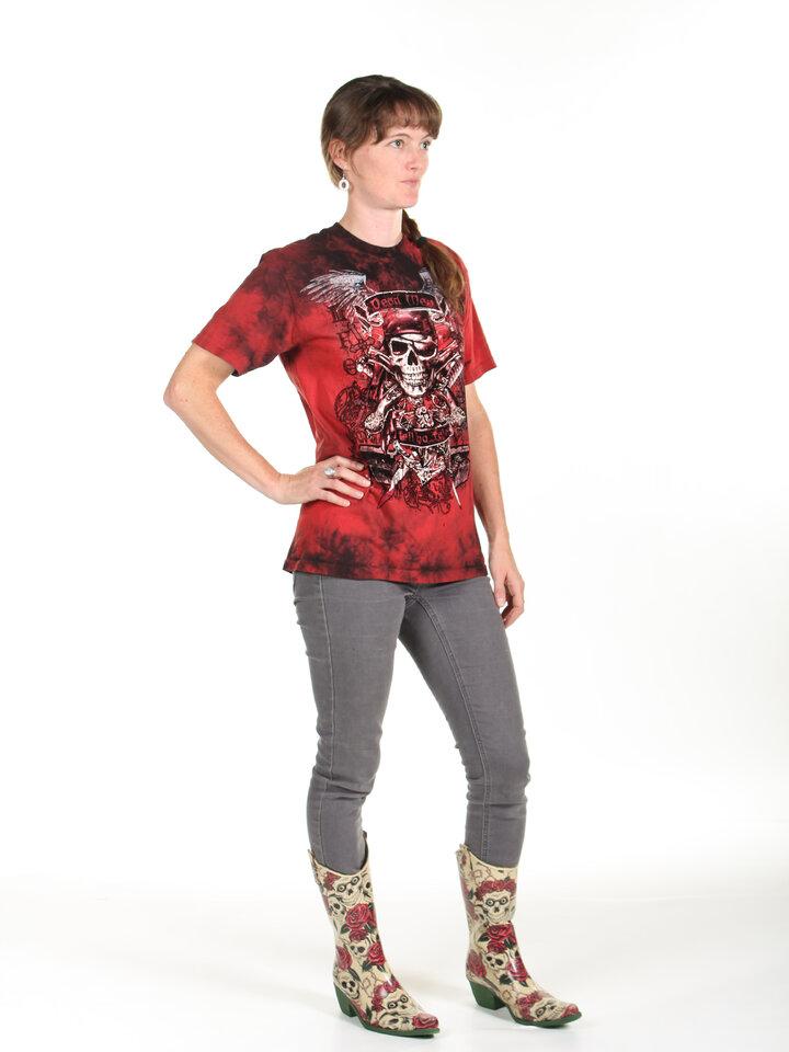 Rabatt T-Shirt Die Toten sprechen nicht