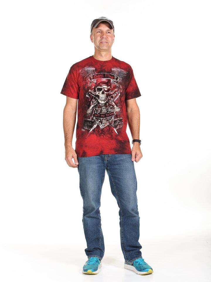 Bereiten Sie sich Freude mit diesem Dedoles-Stück T-Shirt Die Toten sprechen nicht