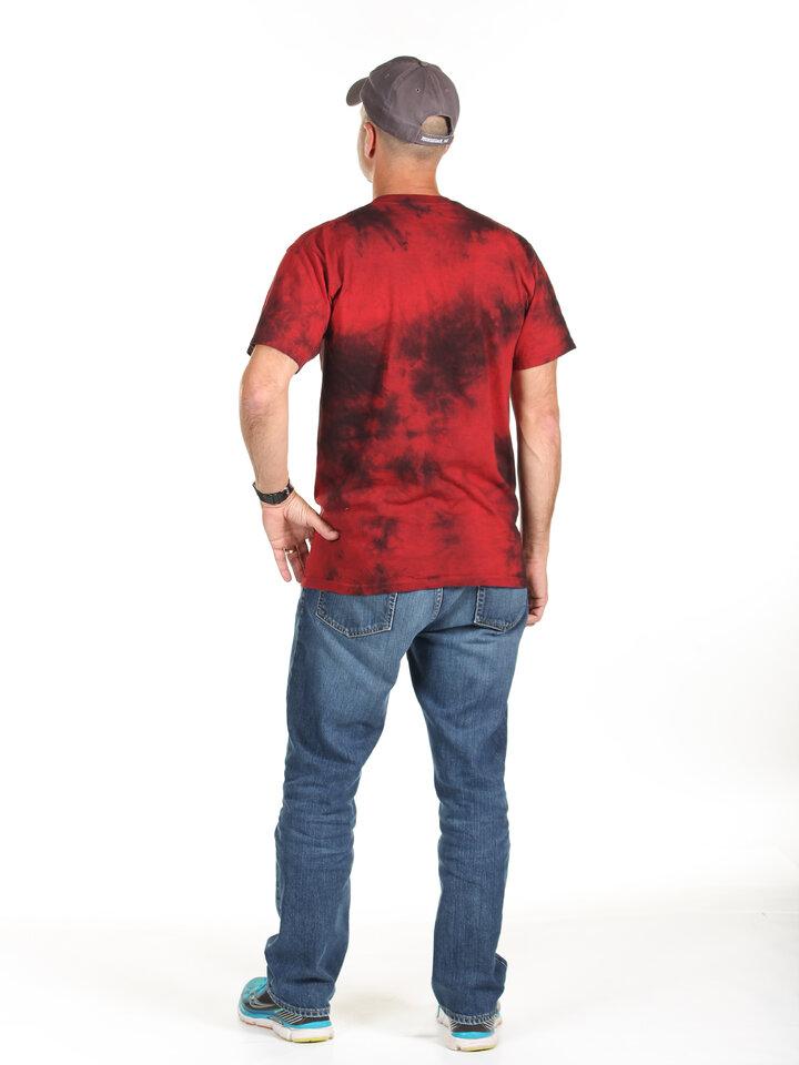 Lifestyle foto Tričko Mŕtvi nerozprávajú