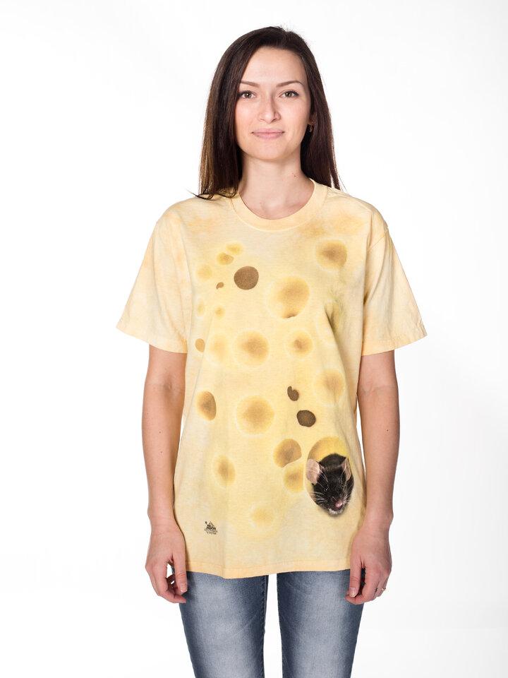 Potěšte se tímto kouskem Dedoles Tričko Myš se sýrem