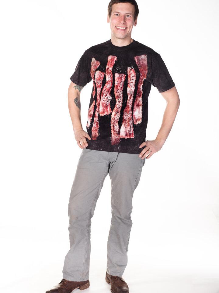 Lifestyle-Foto T-Shirt Speck