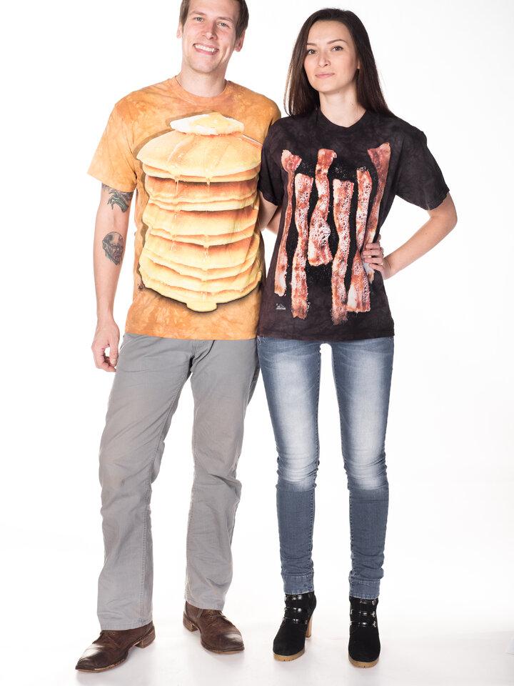 ZNIŻKA Sizzlin' Bacon Adult