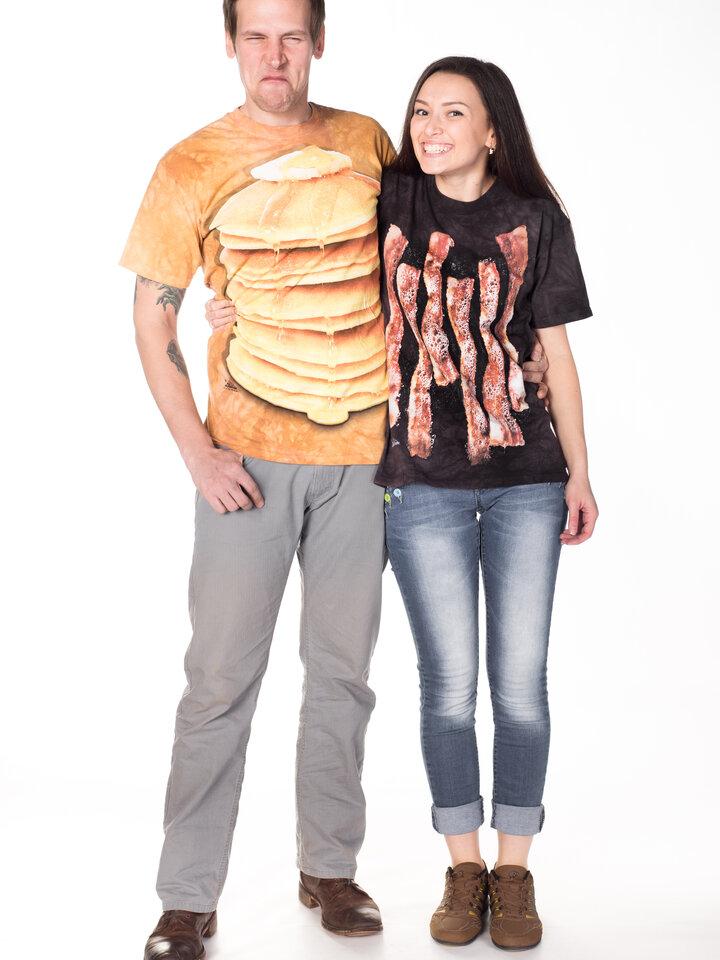 Suchen Sie ein originelles und außergewöhliches Geschenk? überrascht den Beschenkten sicher T-Shirt Speck
