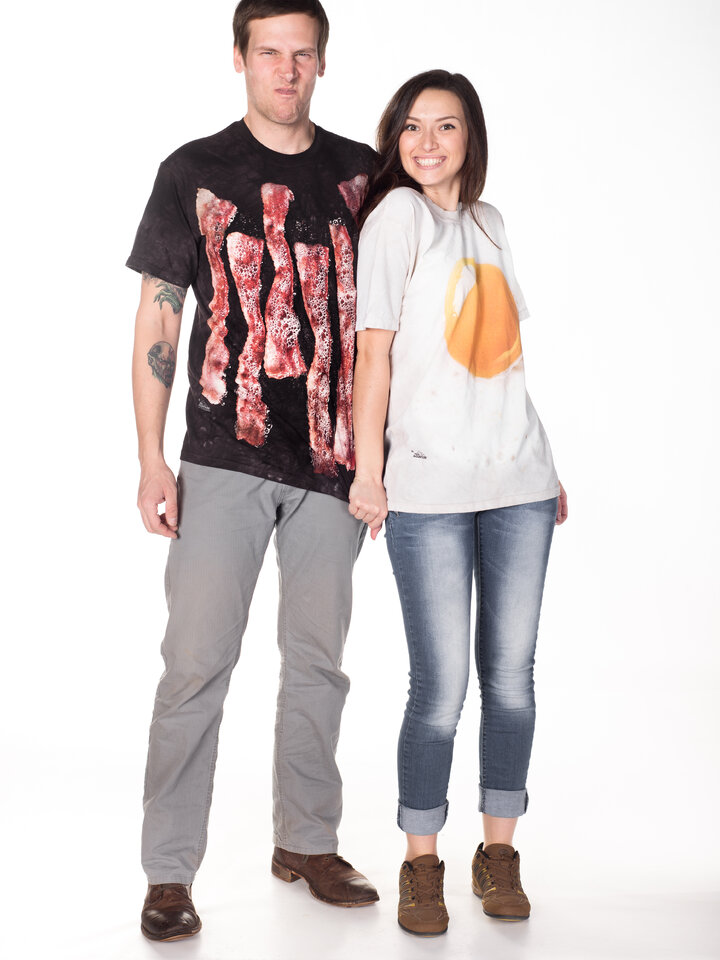 Ausverkauf T-Shirt Speck