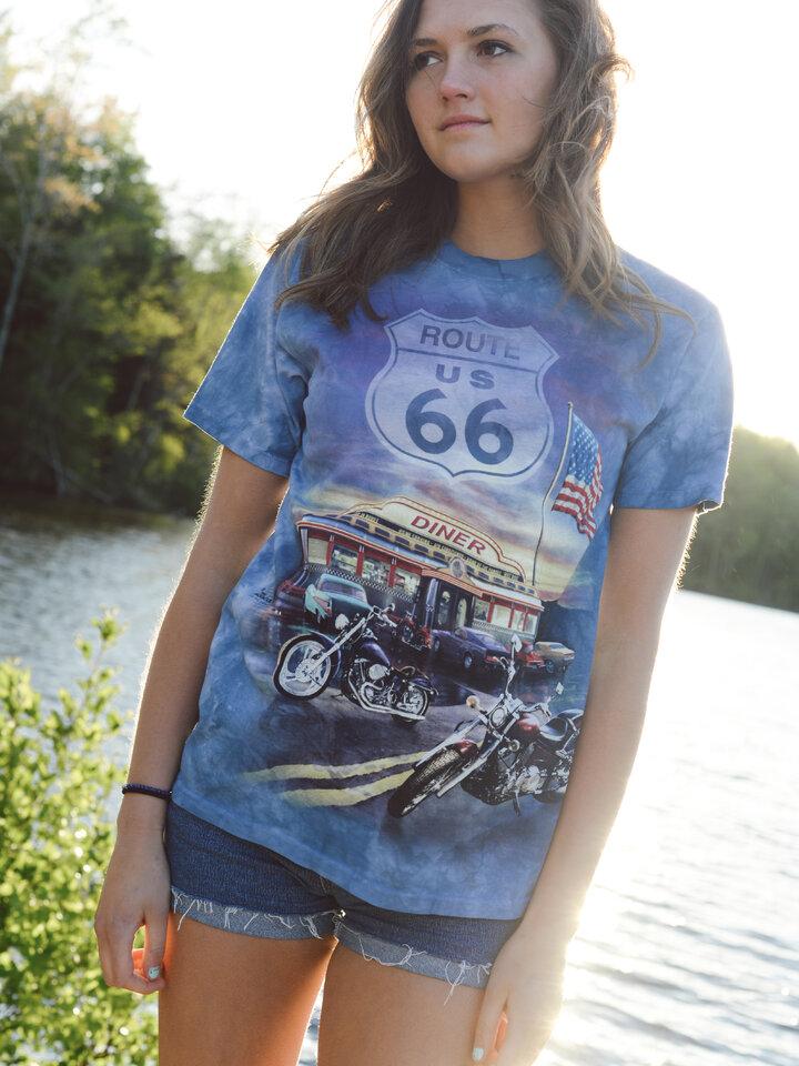 Dedoles oryginalny prezent Route 66 Adult