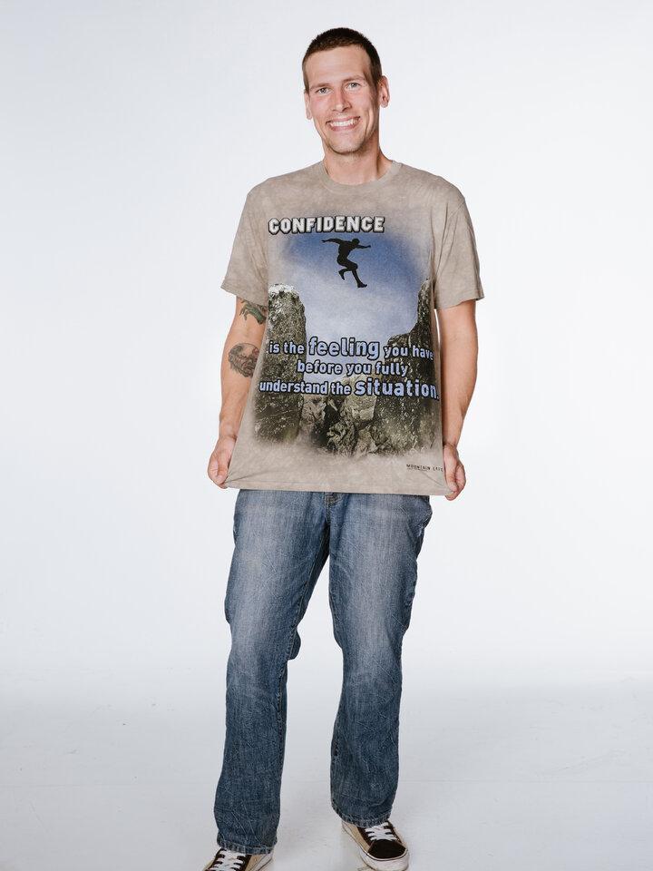 Foto T-Shirt Springer