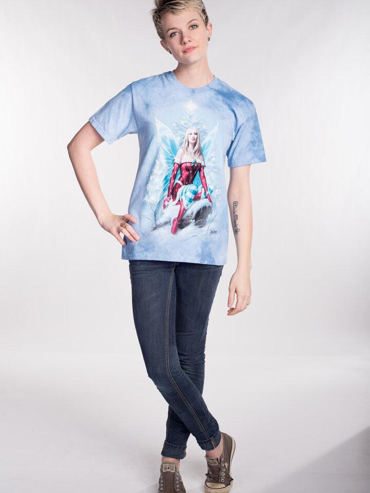 Foto T-Shirt Winterfee