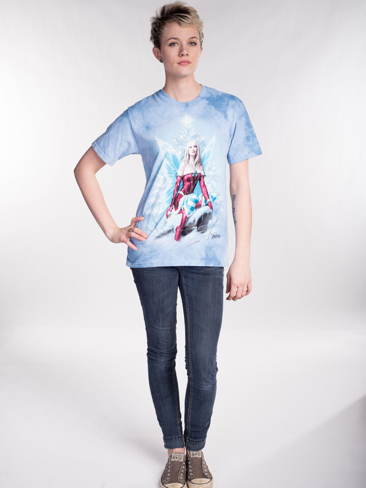 Geschenktipp T-Shirt Winterfee