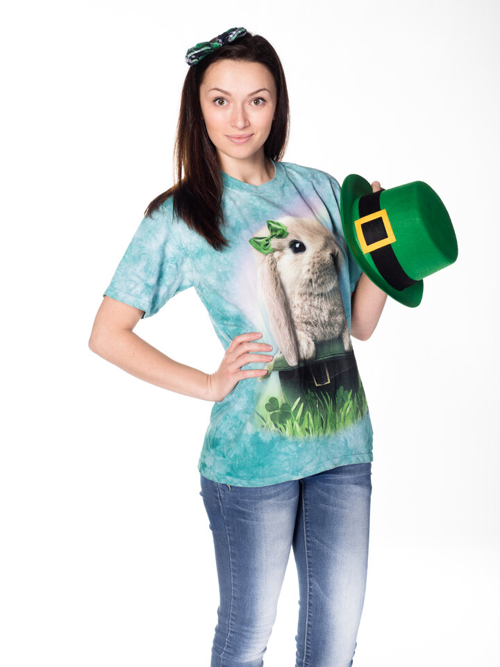 Lifestyle photo Irish Bunny Adult