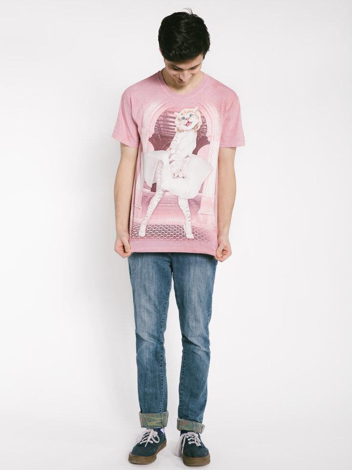 Pre dokonalý a originálny outfit Tričko Mačacia Marilyn