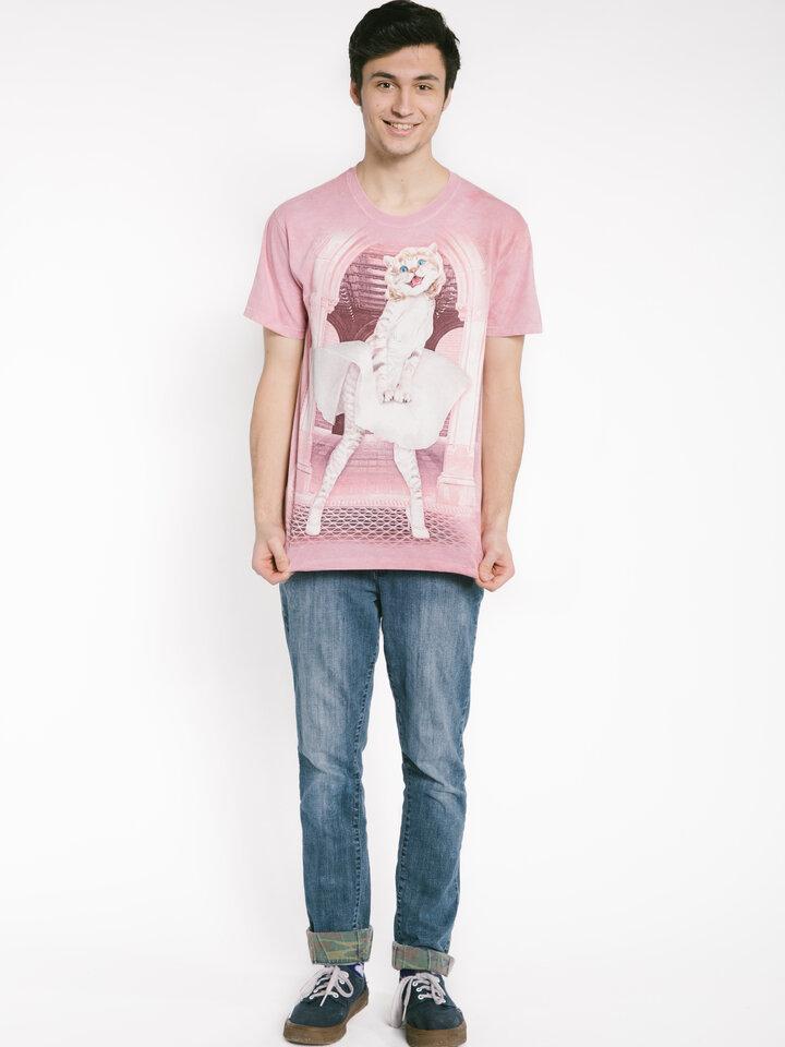 Potešte sa týmto kúskom Dedoles Tričko Mačacia Marilyn