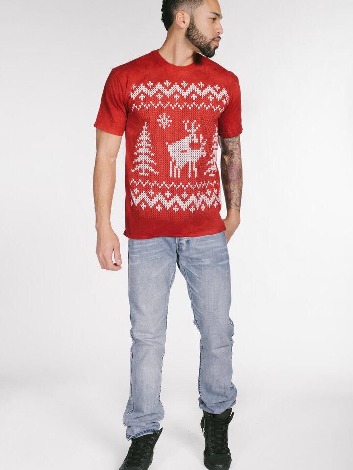 Foto Reindeer Style Adult