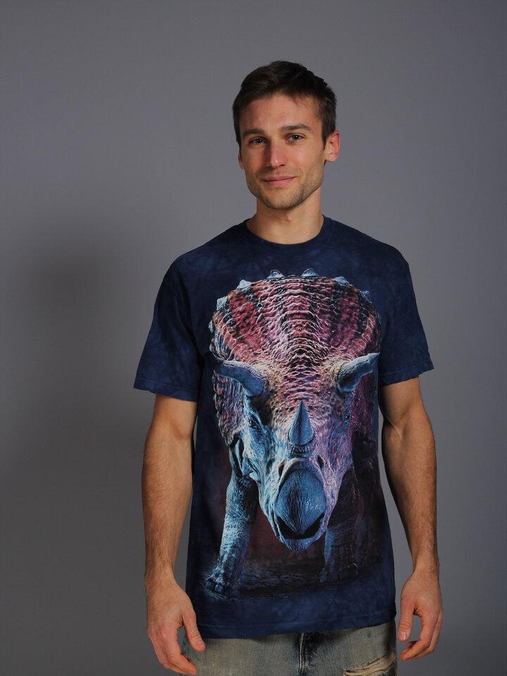 Eredeti ajándék a Dedolestől Triceratops póló