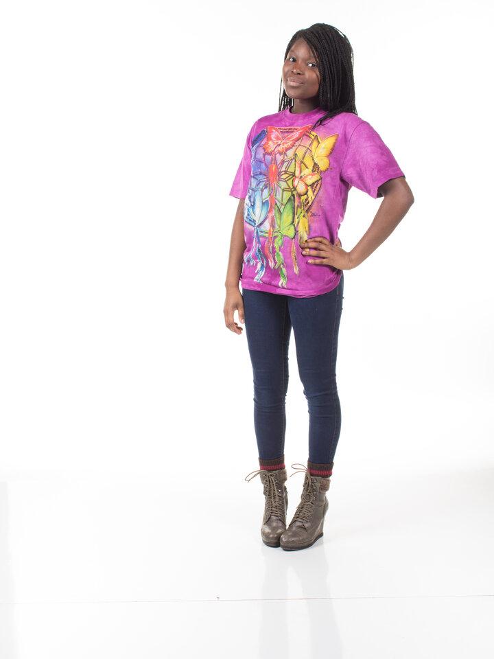 Pre dokonalý a originálny outfit Rainbow Butterfly Dream