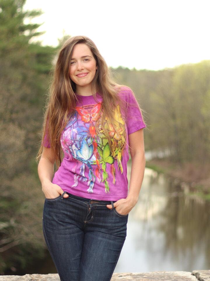 Wyprzedaż Rainbow Butterfly Dream