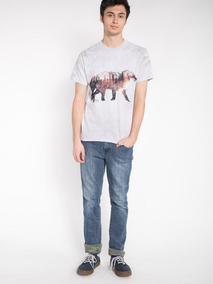 Geschenktipp T-Shirt Verschneiter Fuchs