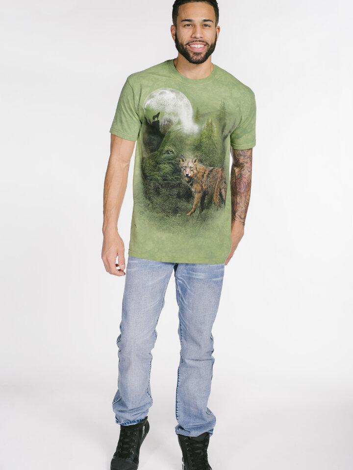 Potěšte se tímto kouskem Dedoles Tričko Duch lesa
