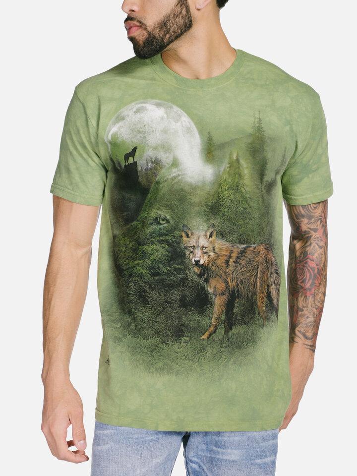 Výjimečný dárek od Dedoles Tričko Duch lesa