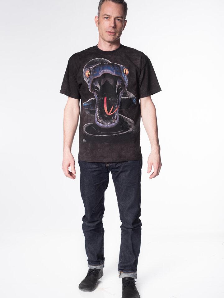 Bereiten Sie sich Freude mit diesem Dedoles-Stück T-Shirt Schlangenangriff