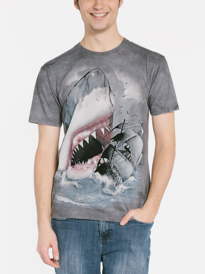 Ausverkauf T-Shirt Haikatastrophe