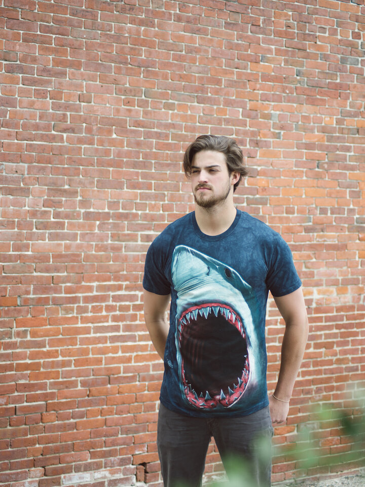 Potešte sa týmto kúskom Dedoles Shark Bite Adult