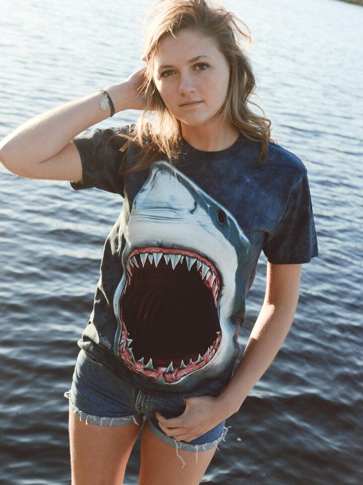 Hľadáte originálny a nezvyčajný darček? Obdarovaného zaručene prekvapí Shark Bite Adult