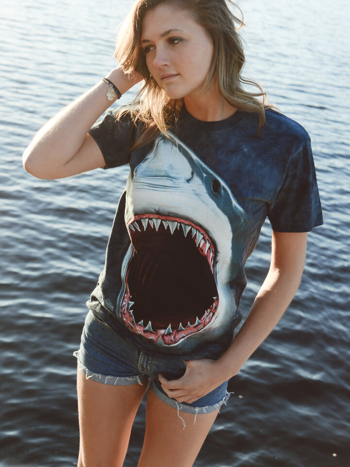 ZNIŻKA Shark Bite Adult