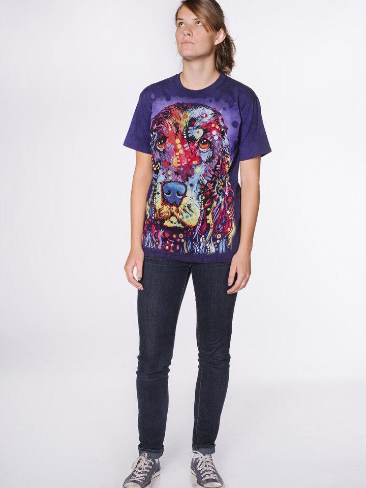 Bereiten Sie sich Freude mit diesem Dedoles-Stück T-shirt Russo Cocker