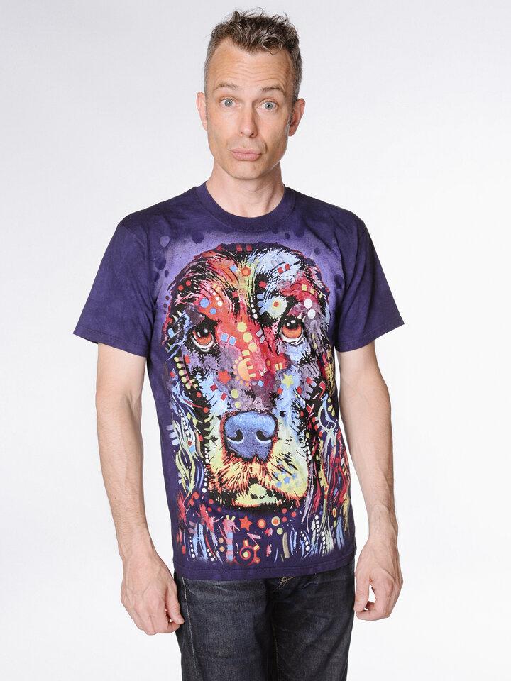 Rabatt T-shirt Russo Cocker