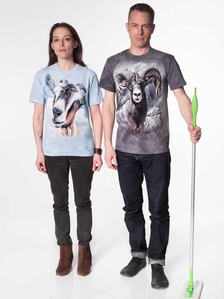 Eredeti és szokatlan ajándékot keres? a megajándékozottat garantáltan meglepi Muflon póló