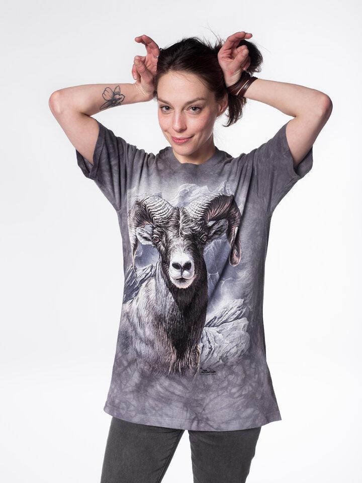 a tökéletes és egyedi ruházathoz Muflon póló
