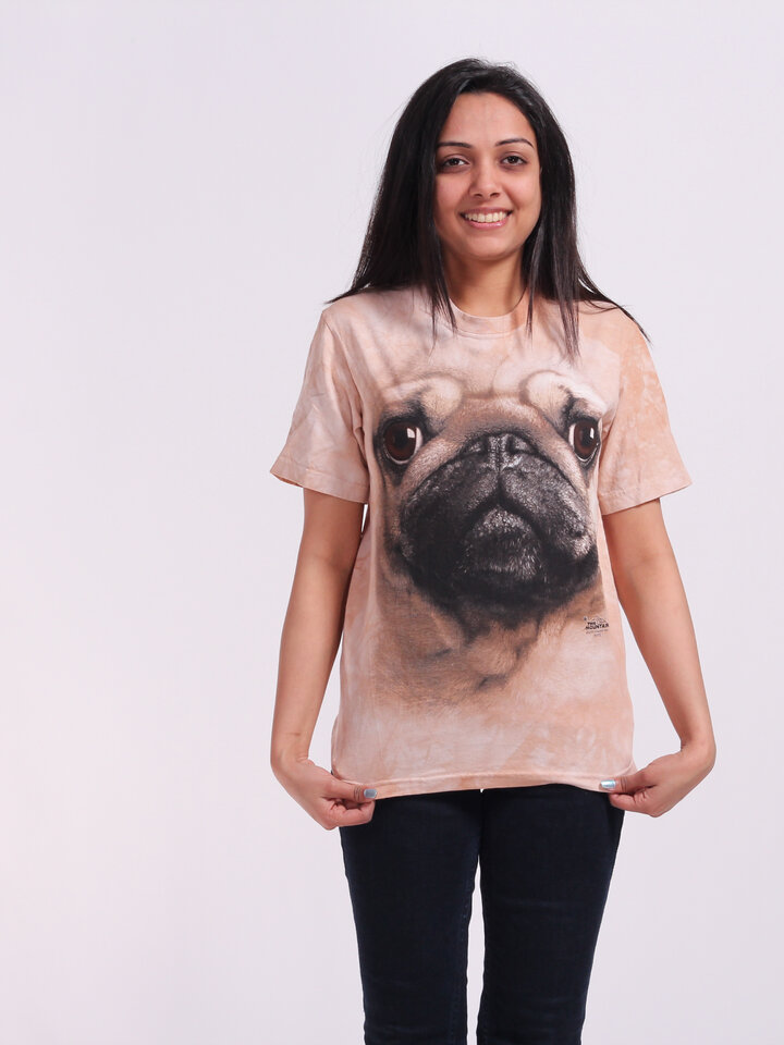 Lifestyle foto Pug Face Adult