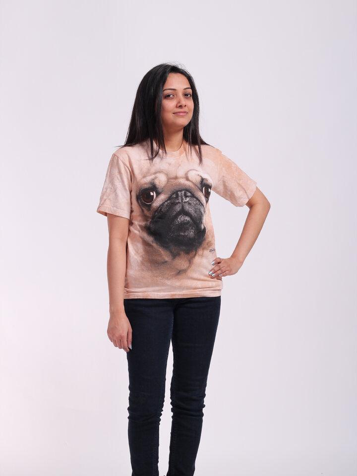 Výpredaj T-shirt Pug