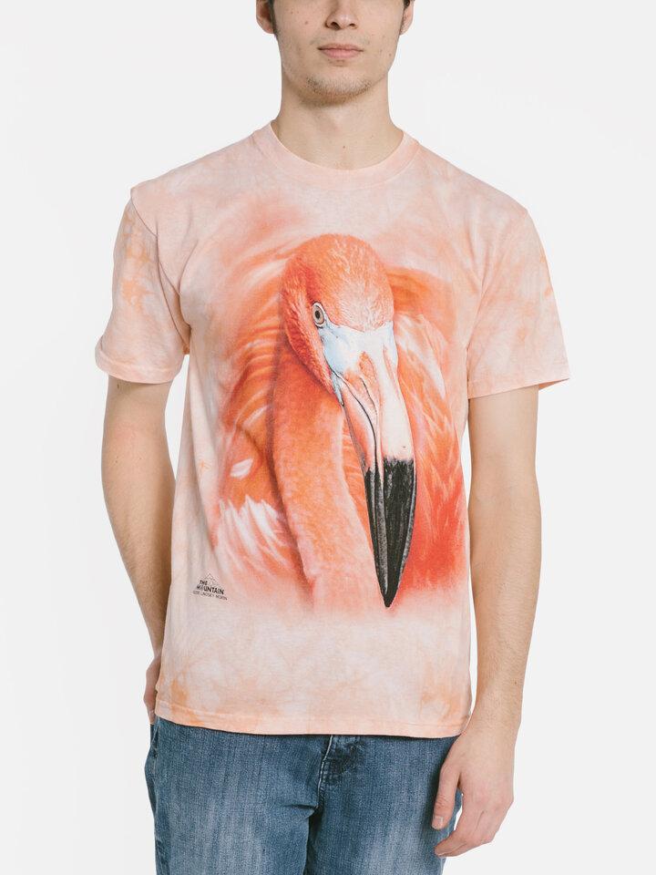 Potešte sa týmto kúskom Dedoles Big Face Flamingo