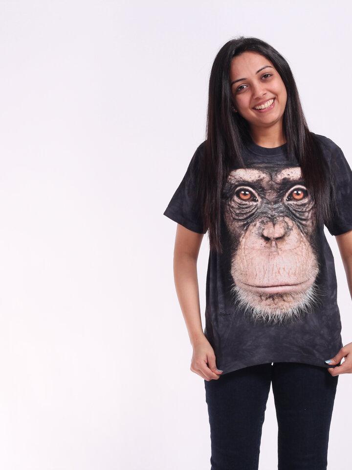 Foto Chimp Face Adult