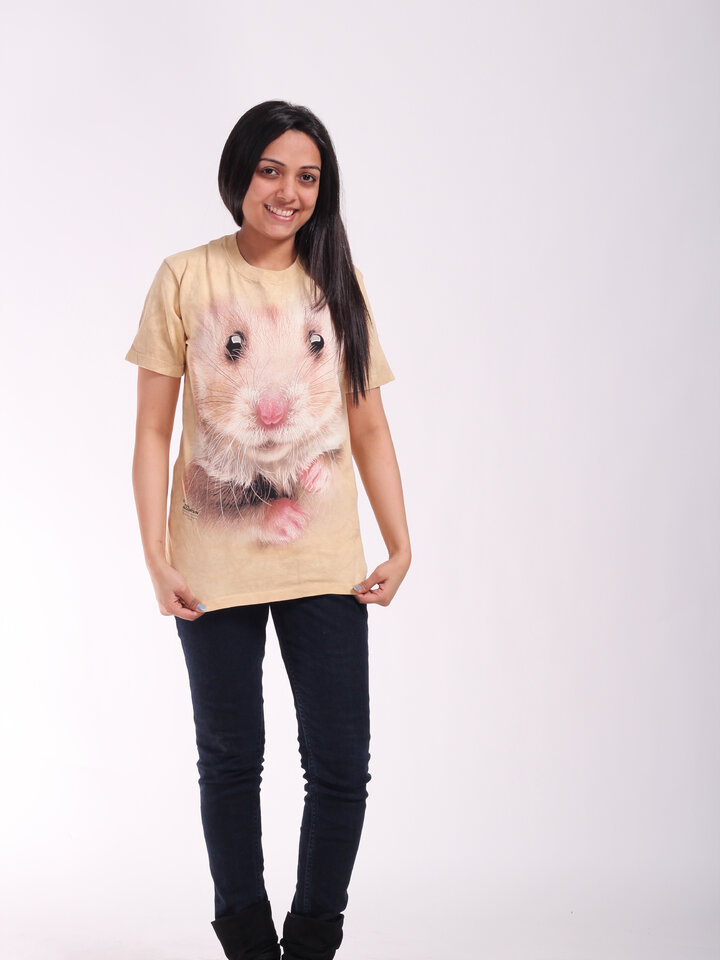 Pomysły na prezenty Hamster face Adult