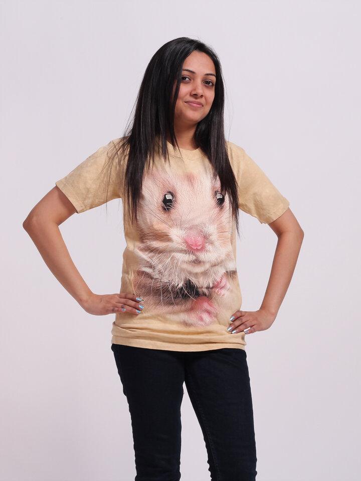 Foto Hamster face Adult