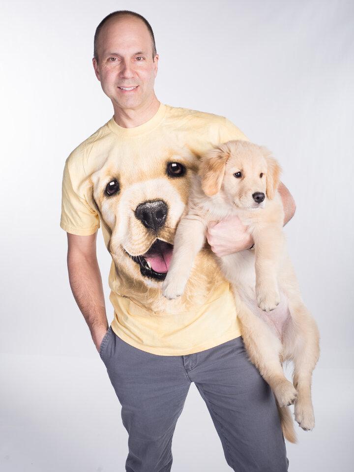 Potešte sa týmto kúskom Dedoles Golden Retriever Puppy