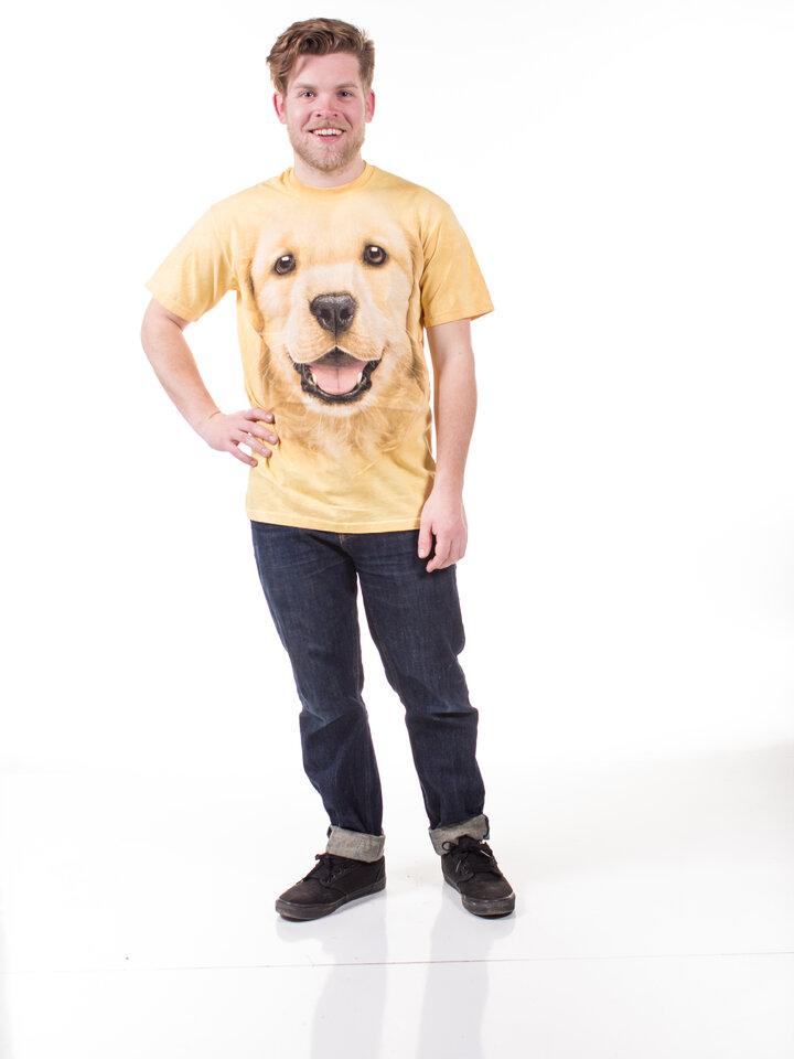 Hľadáte originálny a nezvyčajný darček? Obdarovaného zaručene prekvapí Golden Retriever Puppy